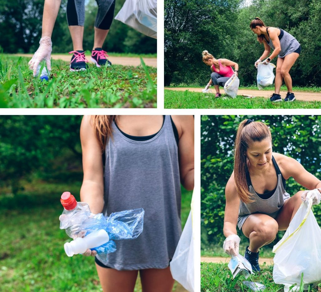 Plogging – a new eco-friendly fitness trend