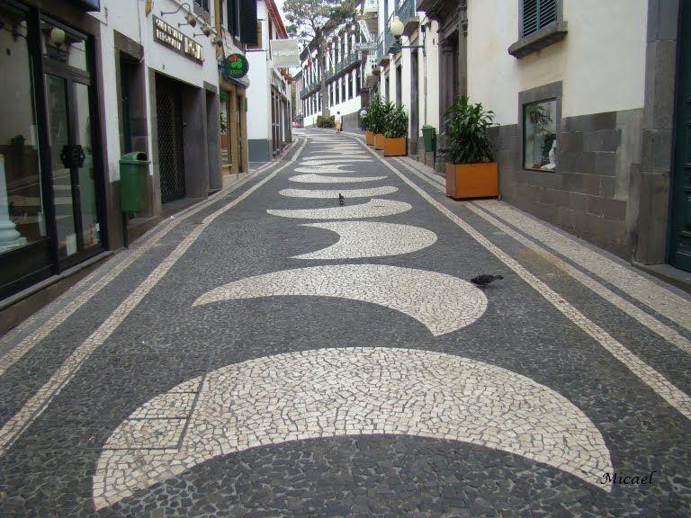 Calçada Madeirense