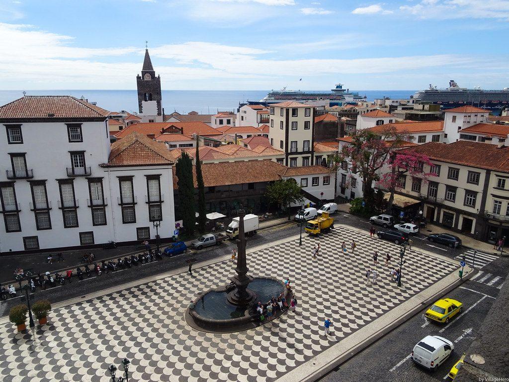Calçada Portuguesa Funchal