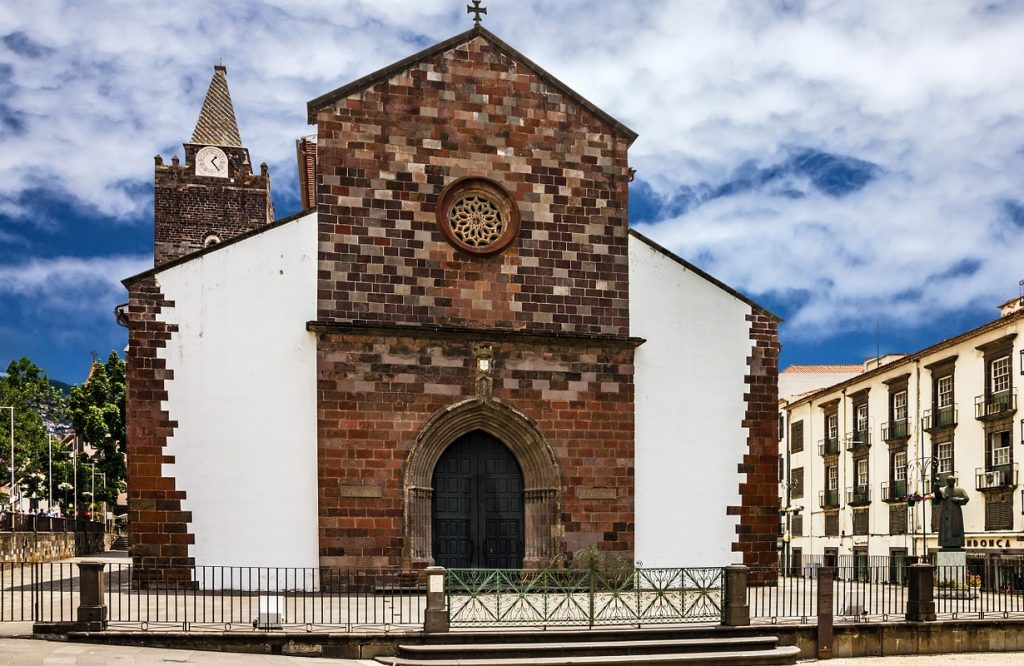 Funchal Madeira Se Cathedral