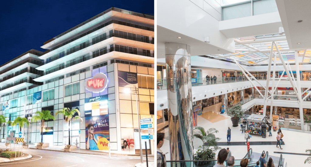 Madeira Shopping Centres