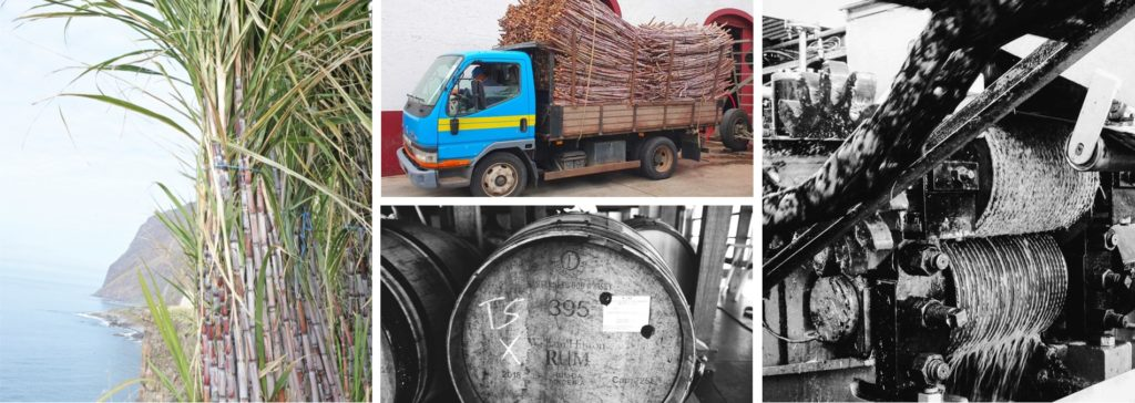 Madeira Rum Agricola Portugal