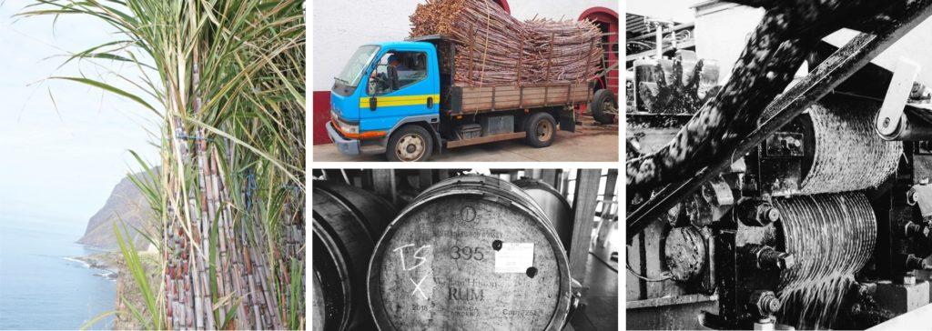 Madeira Rum Agricola Portugal