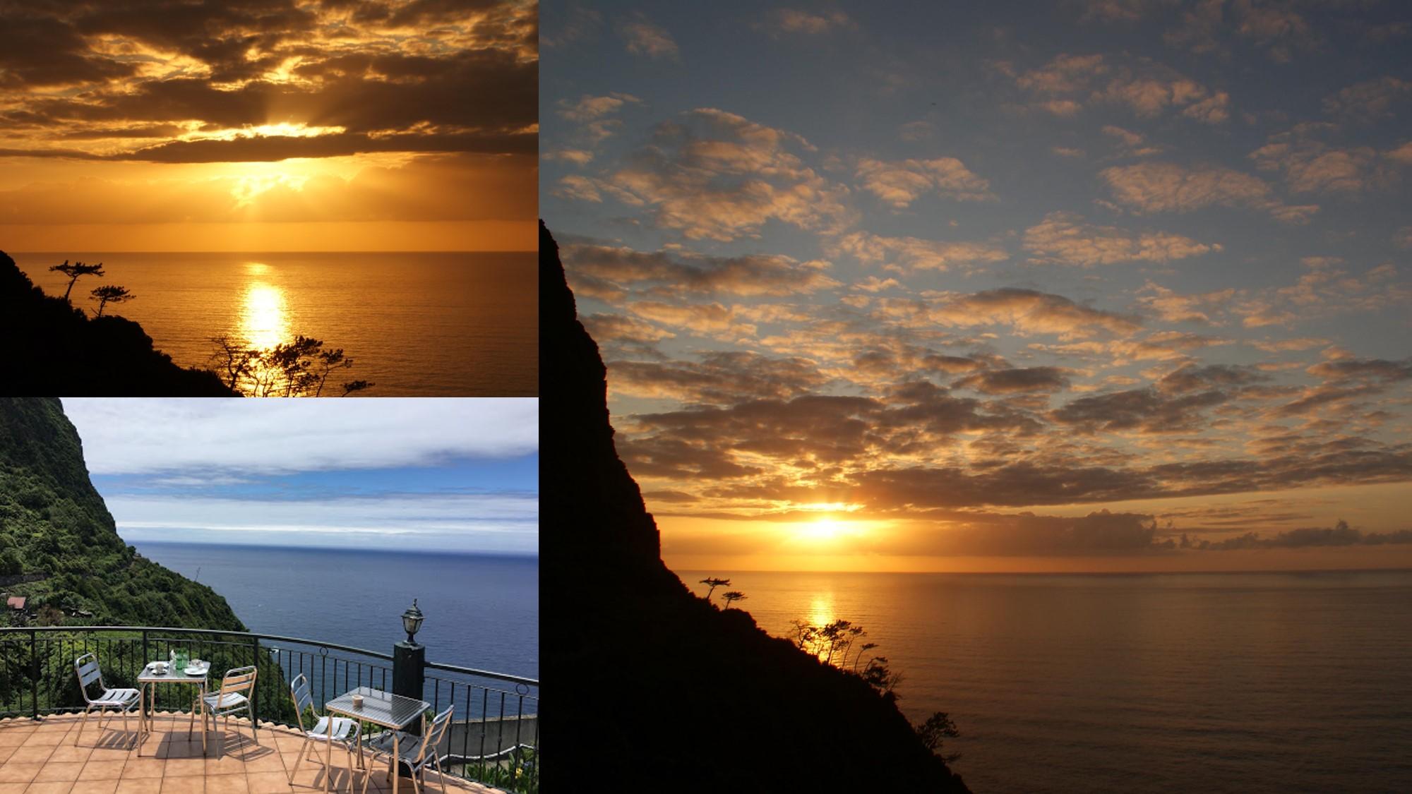 Arco de Sao Jorge - Sunset Madeira