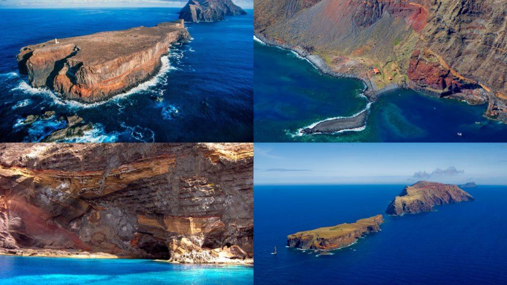 Ilhas Desertas Madeira Portugal Nature Reserve