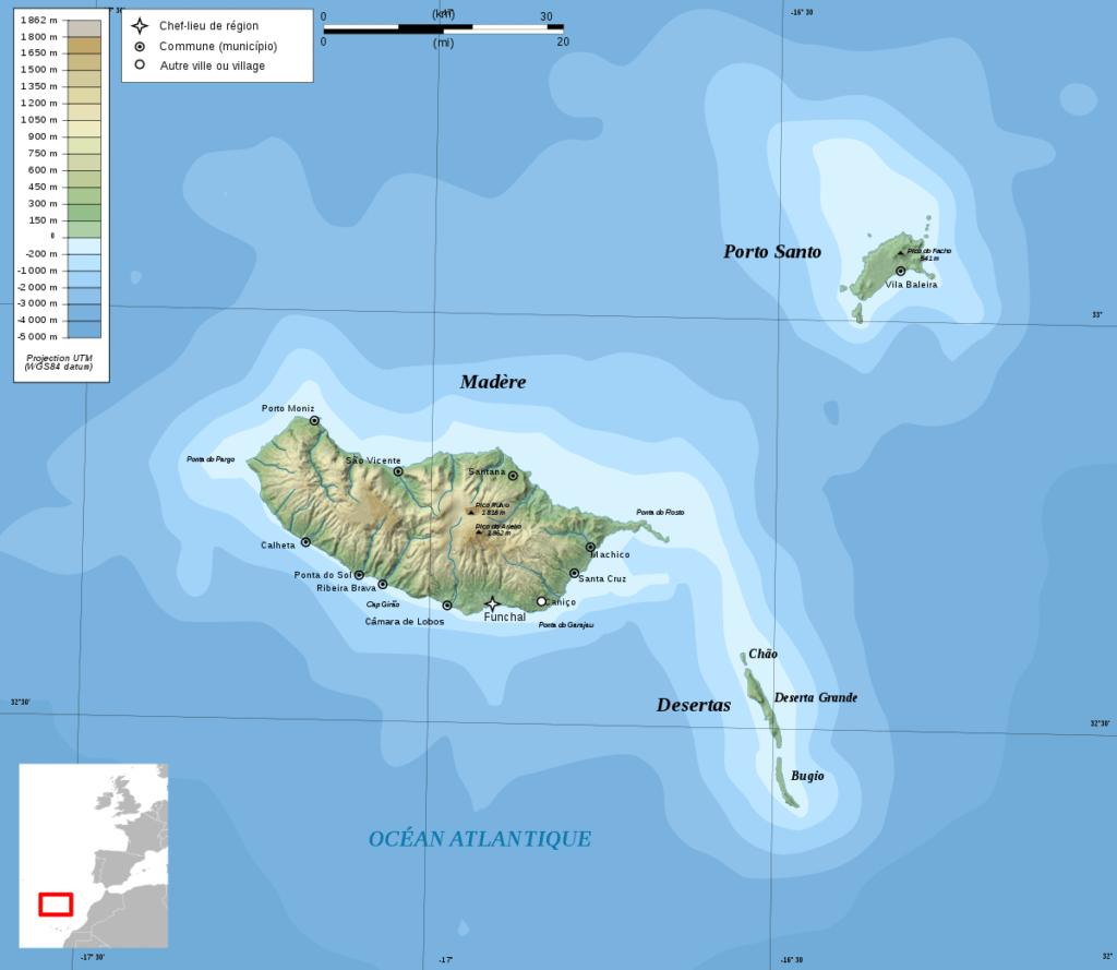Madeira Archipelago Portugal