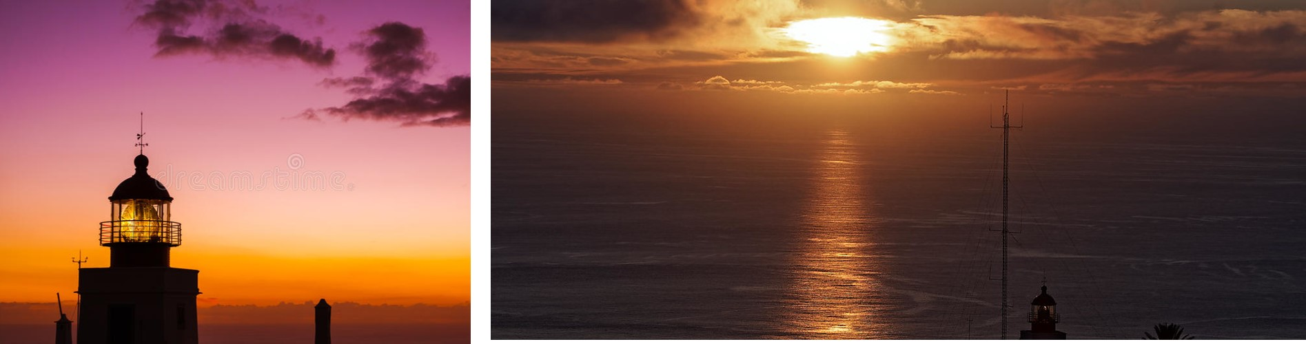 Ponta do Pargo Sunset Madeira Portugal
