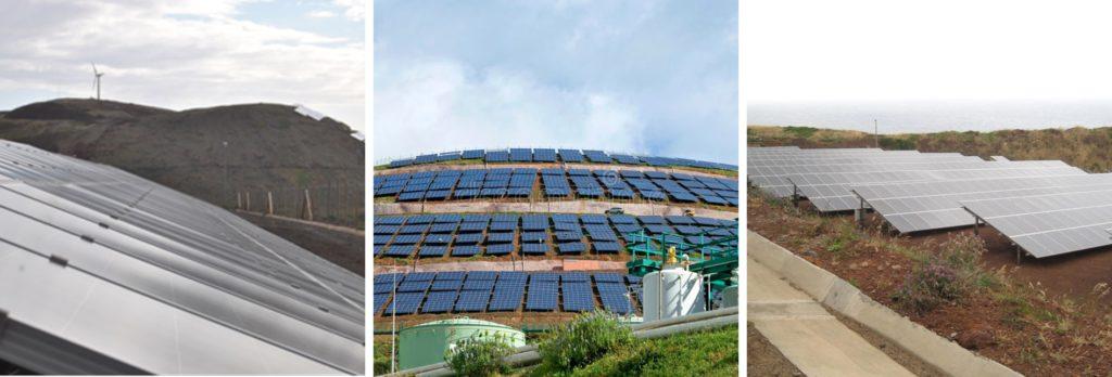 Madeira Solar Farm Solar Energy SMILE project