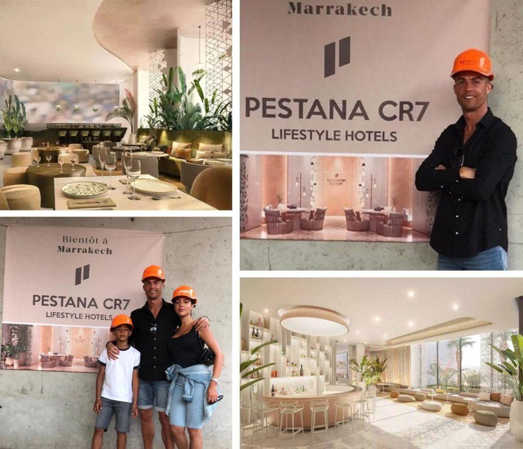 Pestana CR7 Marrakech Marocco Facts Figures