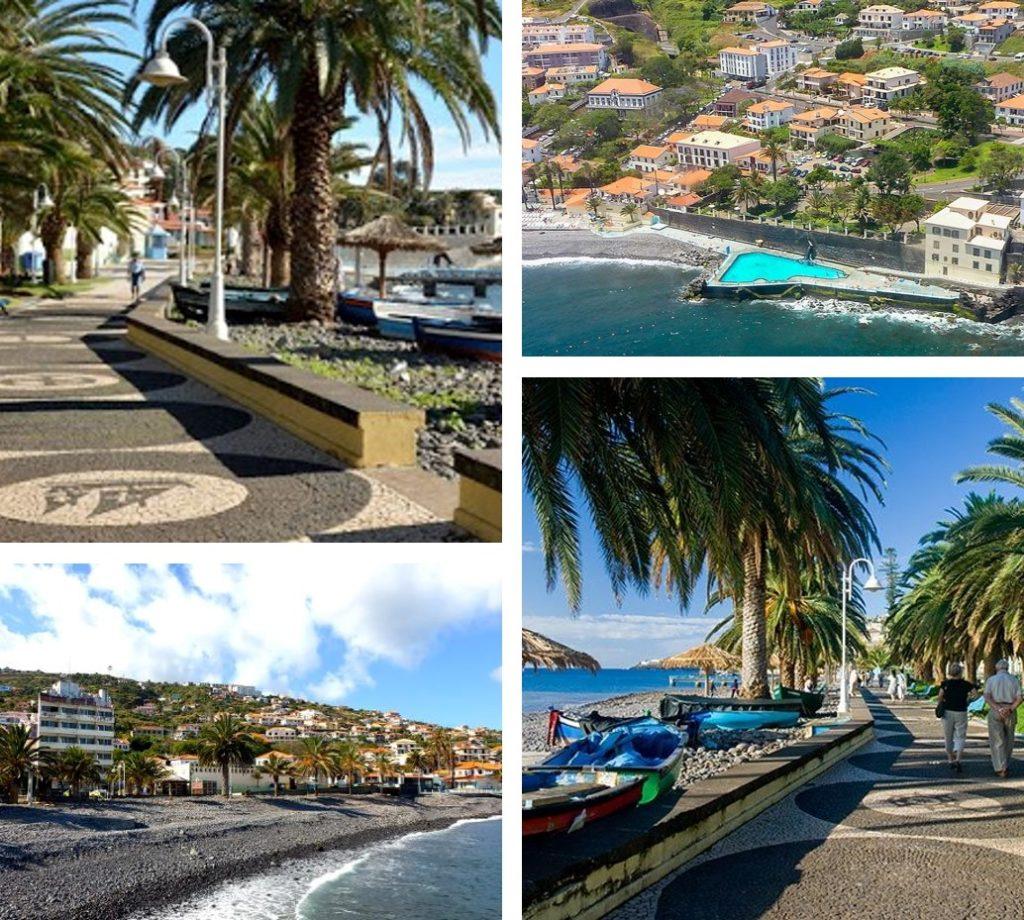 Santa Cruz Municipality Madeira Portugal