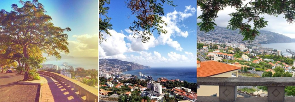 Viewpoints of Madeira – Belvederes of Funchal