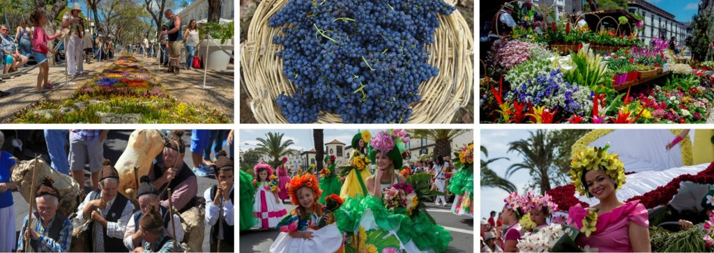 Flower and Wine Festival Program – Madeira