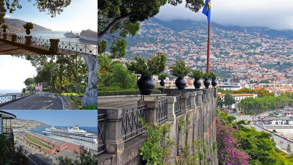 Miradouro da Quinta Vigia Funchal Madeira