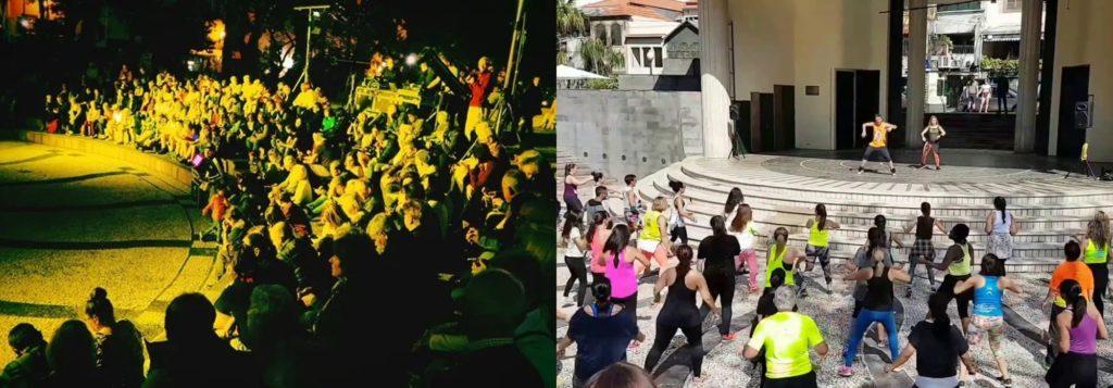 Funchal Municipal Garden Amphitheater Music Concert Sport