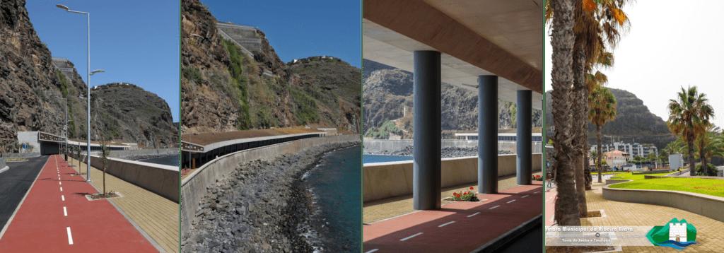 Marginal Ribeira Brava South Coast Promenade