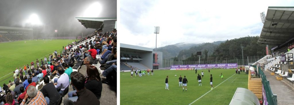 Nacional Football Stadium Madeira Portugal