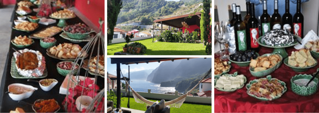 Madeira Island Table Wine North Coast Portugal