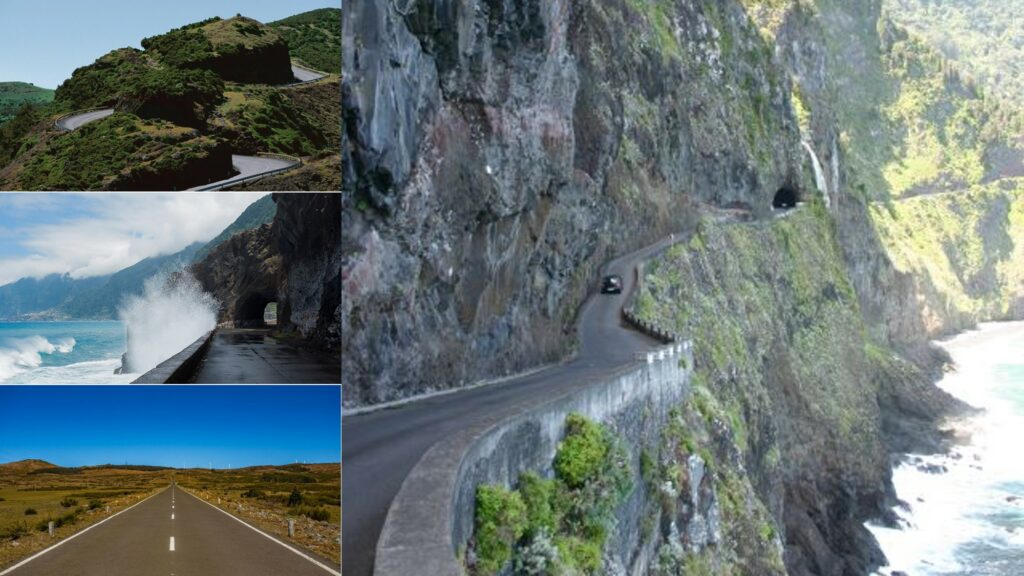 Most Scenic Route on Madeira - Part one - Ocean Retreat