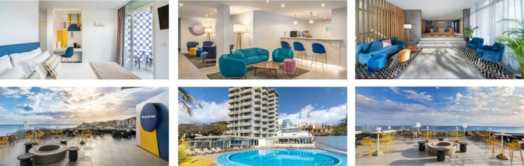 Hotel Allegro Madiera Funchal Adults only