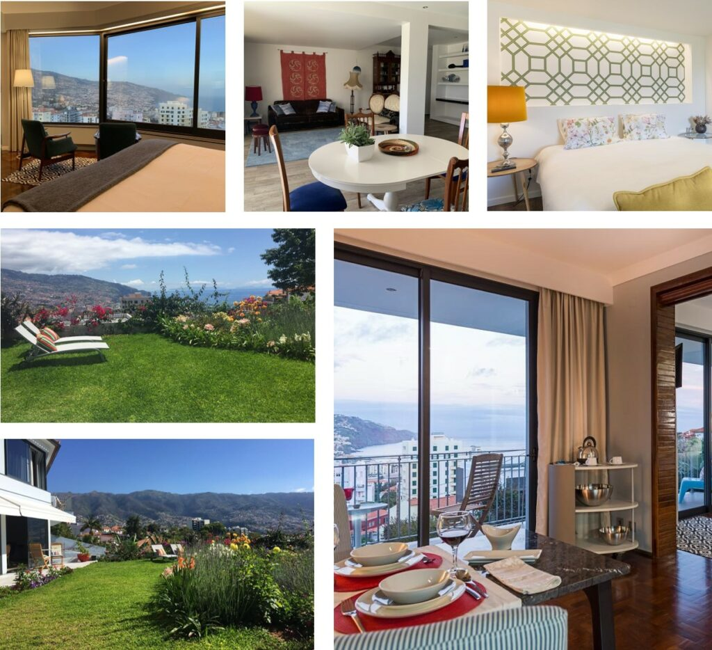 Belvedere Boutiquer Hotel in Funchal Madeira Adults Only