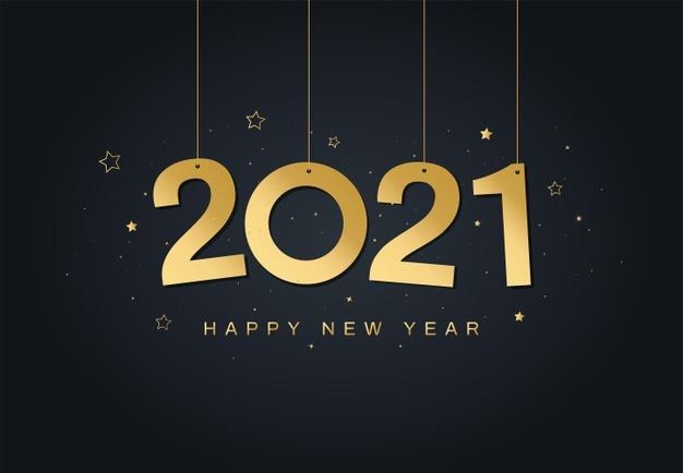 Happy New Year 2021 Madeira