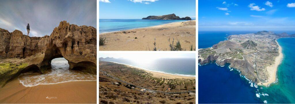 Porto Santo Madeira Archipelago Portugal
