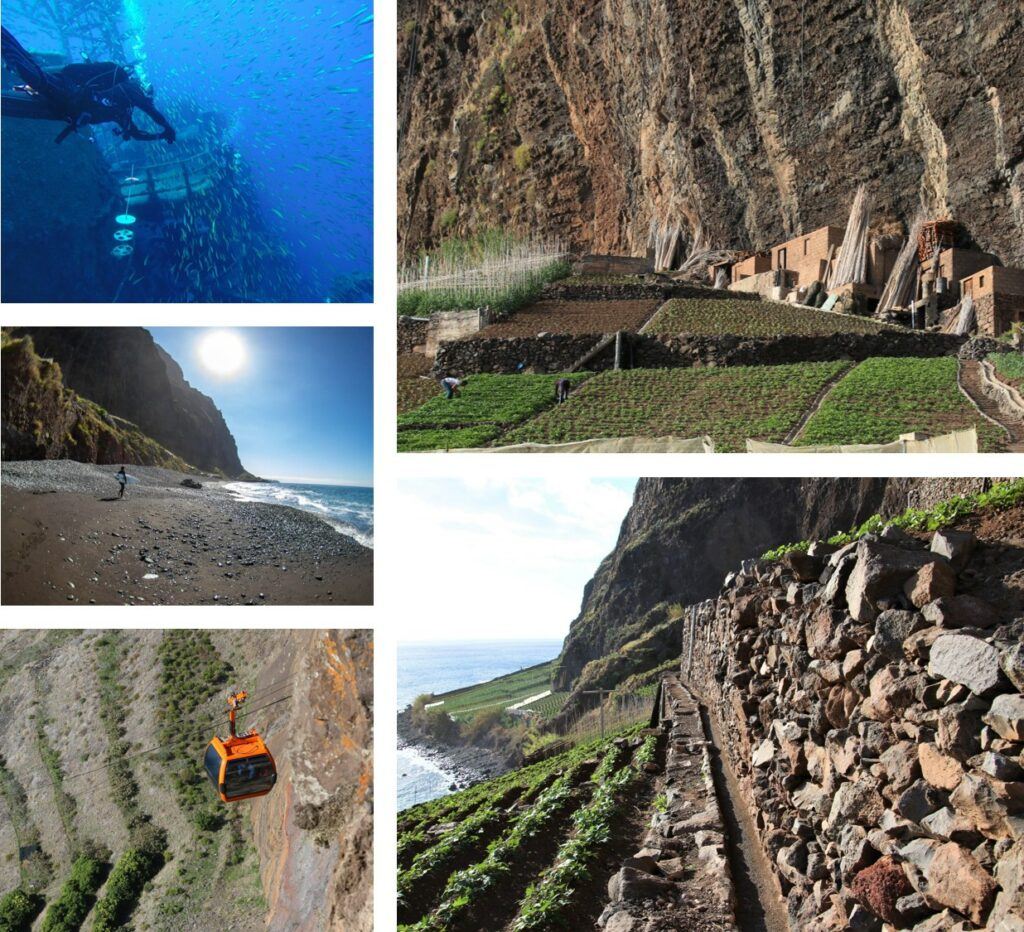 Cabo Girao Activities on Madeira